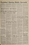 Montana Kaimin, December 1, 1966