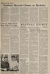 Montana Kaimin, December 6, 1966