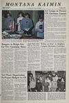 Montana Kaimin, December 9, 1966