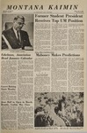 Montana Kaimin, January 5, 1967