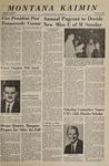 Montana Kaimin, January 6, 1967