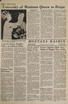 Montana Kaimin, January 10, 1967