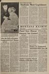 Montana Kaimin, January 12, 1967