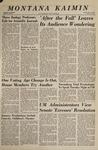 Montana Kaimin, January 13, 1967
