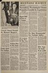 Montana Kaimin, January 18, 1967