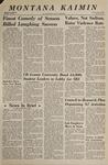 Montana Kaimin, January 19, 1967