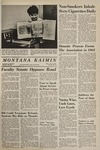 Montana Kaimin, January 24, 1967