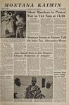 Montana Kaimin, January 27, 1967