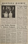 Montana Kaimin, January 31, 1967