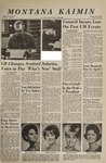 Montana Kaimin, February 2, 1967
