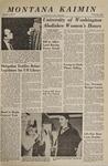 Montana Kaimin, February 3, 1967