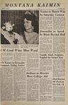 Montana Kaimin, February 7, 1967