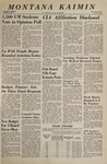 Montana Kaimin, February 15, 1967