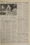 Montana Kaimin, February 16, 1967