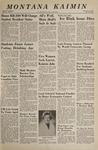 Montana Kaimin, February 21, 1967