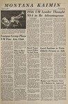 Montana Kaimin, February 22, 1967