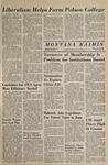 Montana Kaimin, February 28, 1967