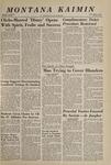Montana Kaimin, March 2, 1967