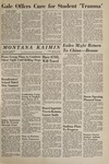 Montana Kaimin, March 3, 1967