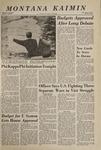 Montana Kaimin, March 8, 1967
