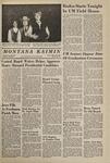 Montana Kaimin, March 30, 1967