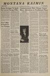 Montana Kaimin, March 31, 1967