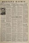 Montana Kaimin, April 4, 1967