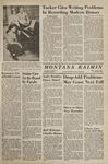 Montana Kaimin, April 5, 1967