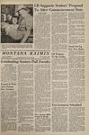 Montana Kaimin, April 6, 1967