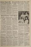 Montana Kaimin, April 11, 1967