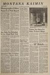 Montana Kaimin, April 12, 1967
