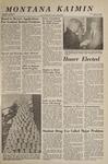 Montana Kaimin, April 18, 1967