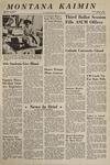 Montana Kaimin, April 21, 1967