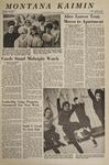 Montana Kaimin, April 28, 1967