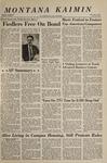 Montana Kaimin, May 2, 1967