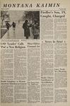 Montana Kaimin, May 3, 1967