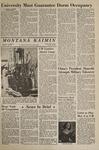 Montana Kaimin, May 5, 1967