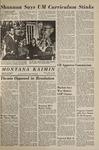 Montana Kaimin, May 11, 1967