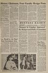 Montana Kaimin, May 17, 1967