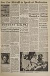 Montana Kaimin, May 19, 1967