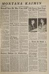 Montana Kaimin, May 23, 1967