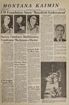 Montana Kaimin, May 24, 1967