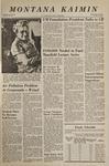 Montana Kaimin, May 25, 1967