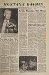 Montana Kaimin, October 3, 1967
