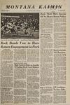 Montana Kaimin, October 10, 1967