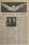 Montana Kaimin, October 17, 1967