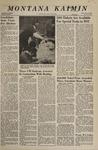 Montana Kaimin, October 19, 1967