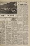 Montana Kaimin, October 20, 1967