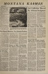 Montana Kaimin, October 25, 1967