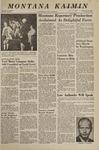 Montana Kaimin, October 27, 1967